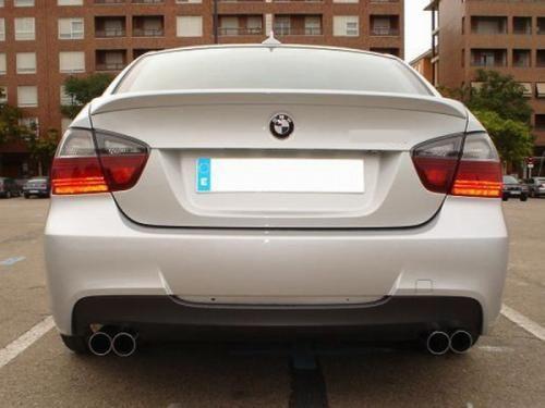 Eisenmann rear muffler stainless steel Duplex (left + right) BMW E92 Coupe