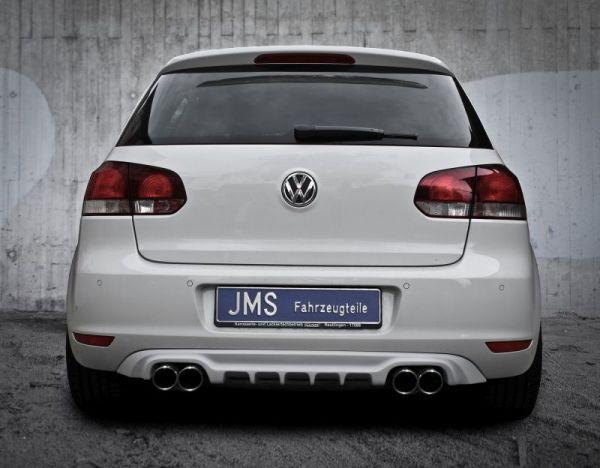 Eisenmann Endschalldämpfer Endschalldämpfer links/rechts passend für VW Golf 6