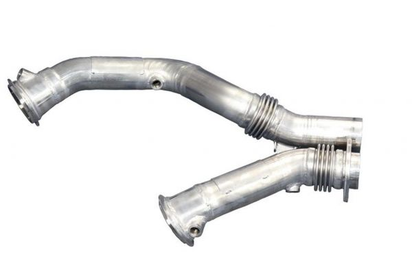 Eisenmann Downpipe BMW F80 M3 Limousine/sedan / F82'/F83 M4 Coupe und Cabrio/compartment and convert