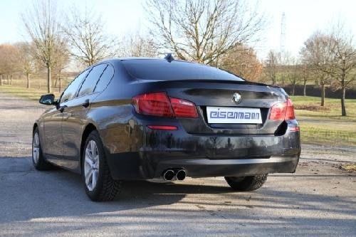 Eisenmann Endschalldämpfer Edelstahl Einseitig F11 Touring