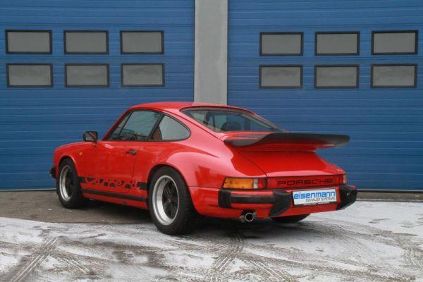 Eisenmann Classic Line Endschalldämpfer passend für Porsche G-Modell