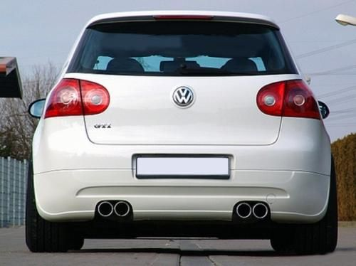 Eisenmann Endschalldämpfer Edelstahl Duplex (links/rechts) VW Golf/Limousine/ sedan