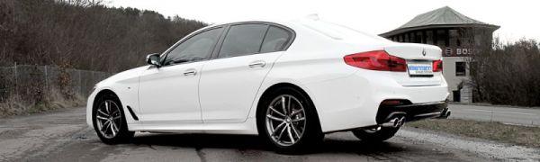 Eisenmann Endschalldämpfer Endschalldämpfer links/rechts passend für BMW G31